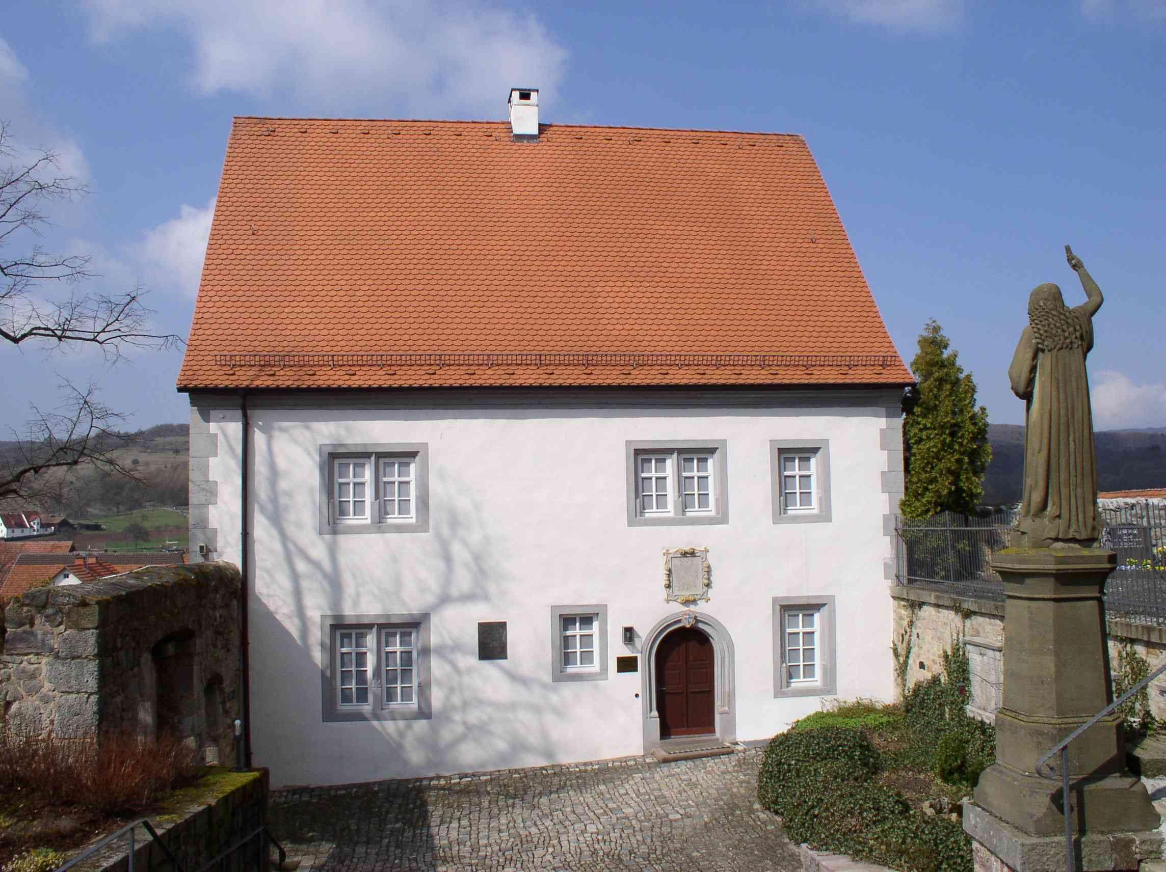 Erstes Deutsches Tabakpfeifenmuseum Oberelsbach