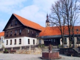 Elstal Hall Oberelsbach with Valentin-Rathgeber-Well